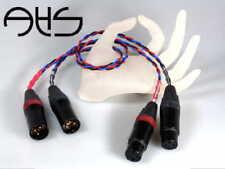 1,00m Kimber PBJ High-End XLR-Kabel mit Neutrik Steckern aus der XX Serie - NEU