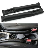 2x Car Seat Gap Filler Soft Pad For Mercedes-Benz A B C E GL GLA GLK CLA CLS SLK