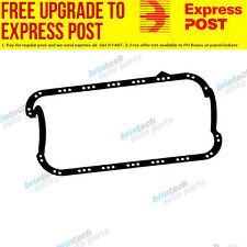 1986-1988 For Honda Integra DA3 D16A D16A3 Oil Pan Sump Gasket