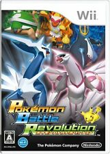 Nintendo Wi video game Pokemon Battle Revolution from Japan F/S