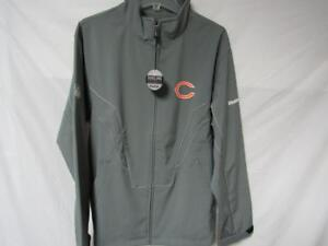 Chicago Bears Mens Size X-Large Full Zip Onfield Soft Shell Jacket B1 141