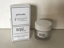 NEW! PHILOSOPHY RENEWED HOPE IN A JAR REFRESHING & REFINING MOISTURIZER 15ML