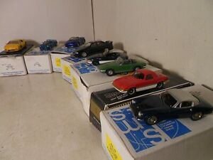 Lotus Models-SMTS & similar -choice of 8 - 1:43# from Elite mkII to Esprit GT300