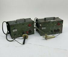 Hipotronics A1 Ul Lst Electrical Measurement High Voltage Test Equipment Lot