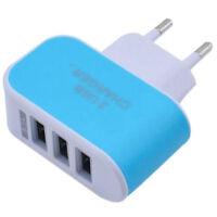Verdreifachen 3.1A USB-Ladegeraet AC-Ladegeraet Netzadapter/ Ladegeraet/ EU-S WV