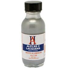 Alclad Ii Lacquer - White Aluminum Alc 106