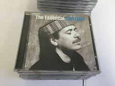 SANTANA Essential CD 33 Track 2 Disc Set (5094442) EUROPEAN Columbia 2002 MINT