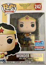 Mib 2018 Nycc Hot Topic Exclusive Wonder Woman Funko Pop! Ready To Ship!