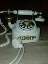 Vintage Victorian Style Rotary Telephone