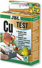 JBL Cu Copper Test Set Kit for Fresh Water and Merine Tanks Shrimp Medication