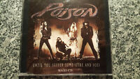 Poison / Until you Suffer Some - Maxi CD