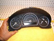 Saab 2007 9 3 Aero V6 Turbo Front dash US type instrument OEM 1 Cluster,12776072
