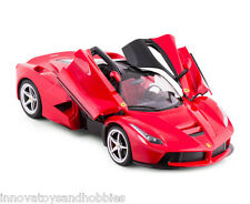 Ferrari LaFerrari 1:14 Radio Remote Control Model Car Toy Licensed rechargeable