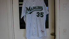 Dontrelle Willis Autograph / Signed Jersey Florida Marlins 2003 ROY