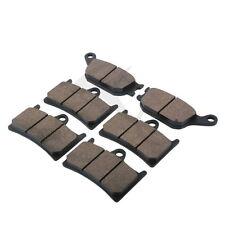 Front & Rear Disc Brake Pads For YAMAHA YZF 600 R6 FAZER 8 FZ8 ABS 2010-