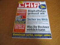 CHIP - Heft 4/2003 -