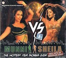 MUNNI VS SHEILA - BRAND NEW BOLLYWOOD 2CDs SET - FREE UK POST