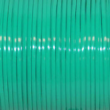 100 YARDS (91m) SPOOL TURQUOISE REXLACE PLASTIC LACING CRAFTS CYBERLOX