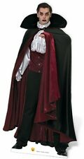 VAMPIRE / DRACULA - LIFESIZE CARDBOARD CUTOUT STANDEE Great for HALLOWEEN Party!
