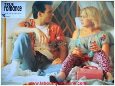 TRUE ROMANCE 12 Photos Cinéma Lobby Cards TONY SCOTT PATRICIA ARQUETTE SLATER