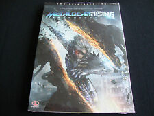 METAL GEAR RISING REVENGEANCE STRATEGY GUIDE XBOX PLAYSTATION