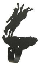Bareback Bronc Rodeo Single Coat Hook - Many Uses