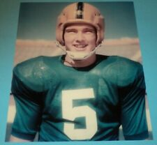 PAUL HORNUNG /  GREEN BAY PACKERS LEGEND /  8 x 10  COLOR  PHOTO