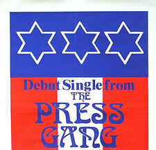 The Press Gang You Know Falwell / 51st State Original Promo Poster