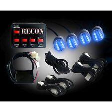 RECON 26419BL 36 Watt Blue Running Lights LED