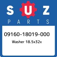 09160-18019-000 Suzuki Washer 18.5x32x 0916018019000, New Genuine OEM Part