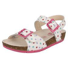 Scarpe Sandali bianchi per bambine dai 2 ai 16 anni
