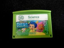 BUBBLE GUPPIES LeapFrog LeapPad 2, 3, Ultra  Leapster Game
