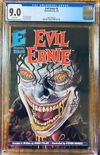Evil Ernie #3 CGC 9.0 & #4 CGC 9.4 (3rd & 4th App Ernie & Lady Death) Eternity