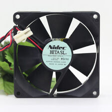 1PC Nidec D09T-12TG 01 9225 12V 0.25A Two-wire Cooling Fan