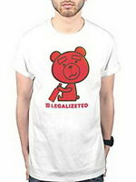 Men's character tshirt TED 2 Licenced movie tee Fruit of the Loom tshirt Cotton