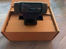 Webcam Logitech HD Pro C920 Microphone stereo integre