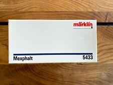 Märklin 5433 Spur 1 Kesselwagen Mexphalt (NEU + OVP)