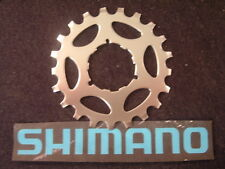 Shimano Dura Ace / 600 21T Cog UniGlide Cassette Chrome NEW/NOS- Fits All UG/HG