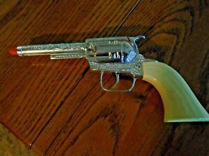 Die Cast Metal Tootsietoy Pony Boy Cap Gun Toy Cap Pistol