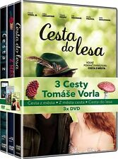 Tomas Vorel Trilogy: Out of the City / Cesta z mesta 3DVD+CD English subtitles