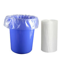 Disposable Garbage Bags Transparent Plastic Clear Trash Bags Waste Garbage Bag