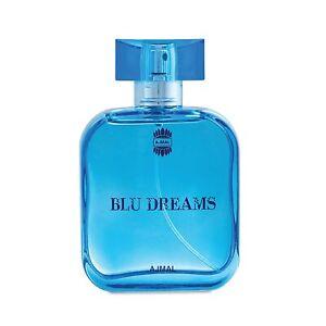 Ajmal Blu Dreams Long Lasting Fougere Eau De Perfume For Men 100ml