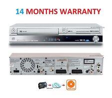 Multiregion Panasonic DMR-EX95V DVD/VHS/HDD 250GB Recorder VCR Combi Free 4k HDM