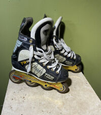 New ListingTour Tr902 inline hockey skates rollerblades senior Labeda Youth Skate Size 4