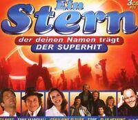 Ein Stern, der deinen Namen trägt (2002, Eurotrend) Tops, Gilbert, Ulli.. [3 CD]