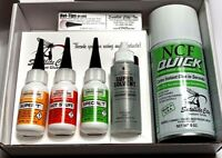 SATELLITE CITY CA HOT STUFF PRO GLUE  KIT FOR TIP REPAIR FAST FREE SHIPPING