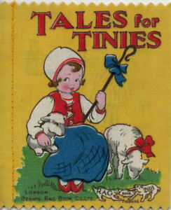 Tales for Tinies (A Book of Nursery Characters): Dean's Rag Book No. B288
