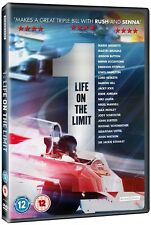 1 - LIFE ON THE LIMIT (2013):  DVD - F1 FORMULA ONE: THE MOVIE Fassbender NEW UK
