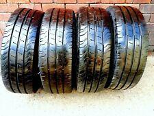 215-60-17C 104H Continental conti Van contact x4 summer Tyres 5.5mm-7.5mm