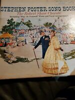 Stephen Foster Song Book-The Robert Shaw Chorale-1959 Record RCA Victor LSC-2295